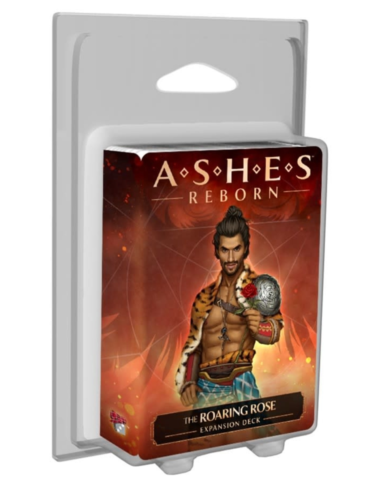 Plaid Hat Games Ashes Reborn: The Roaring Rose Expansion Deck