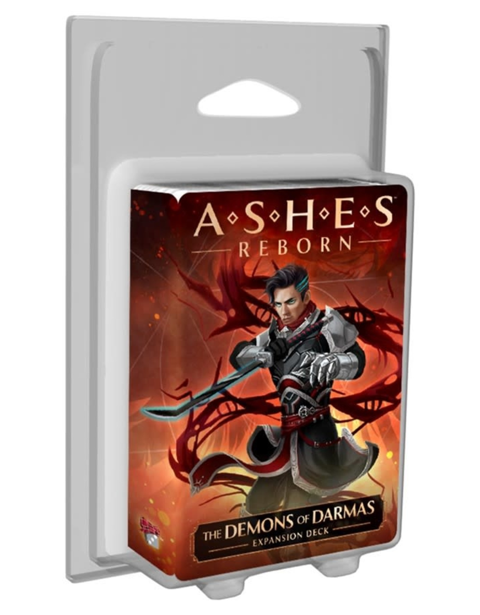 Plaid Hat Games Ashes Reborn: The Demons of Darmas Expansion Deck