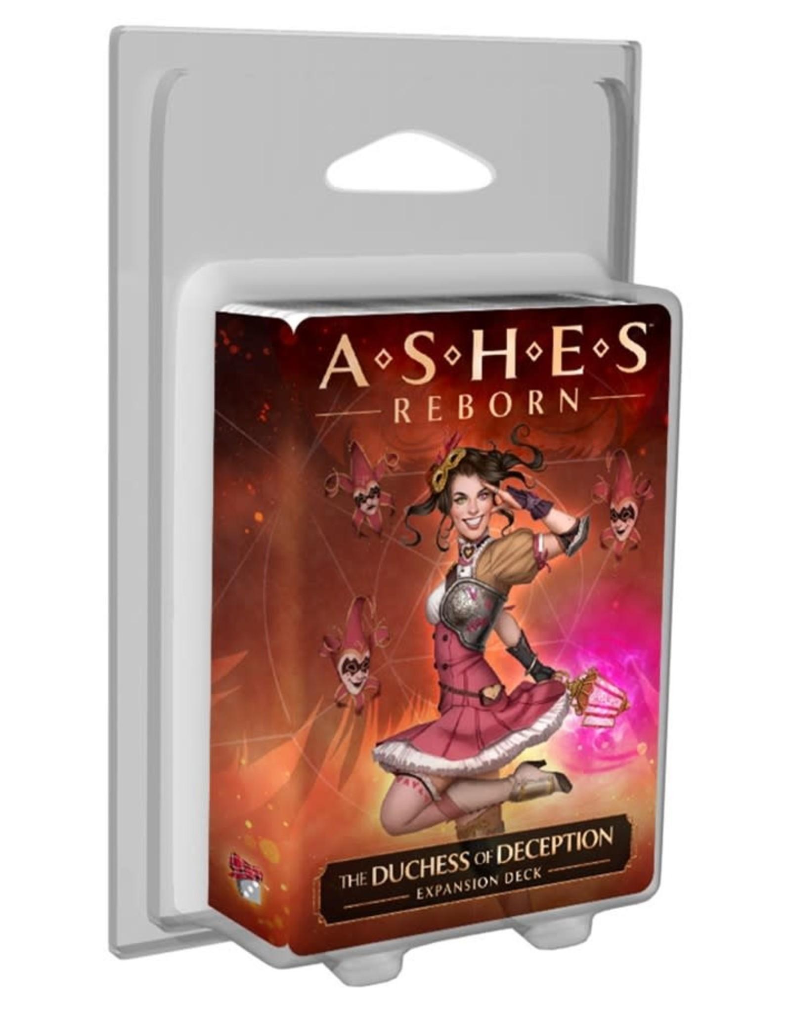 Plaid Hat Games Ashes Reborn: The Duchess of Deception Expansion Deck