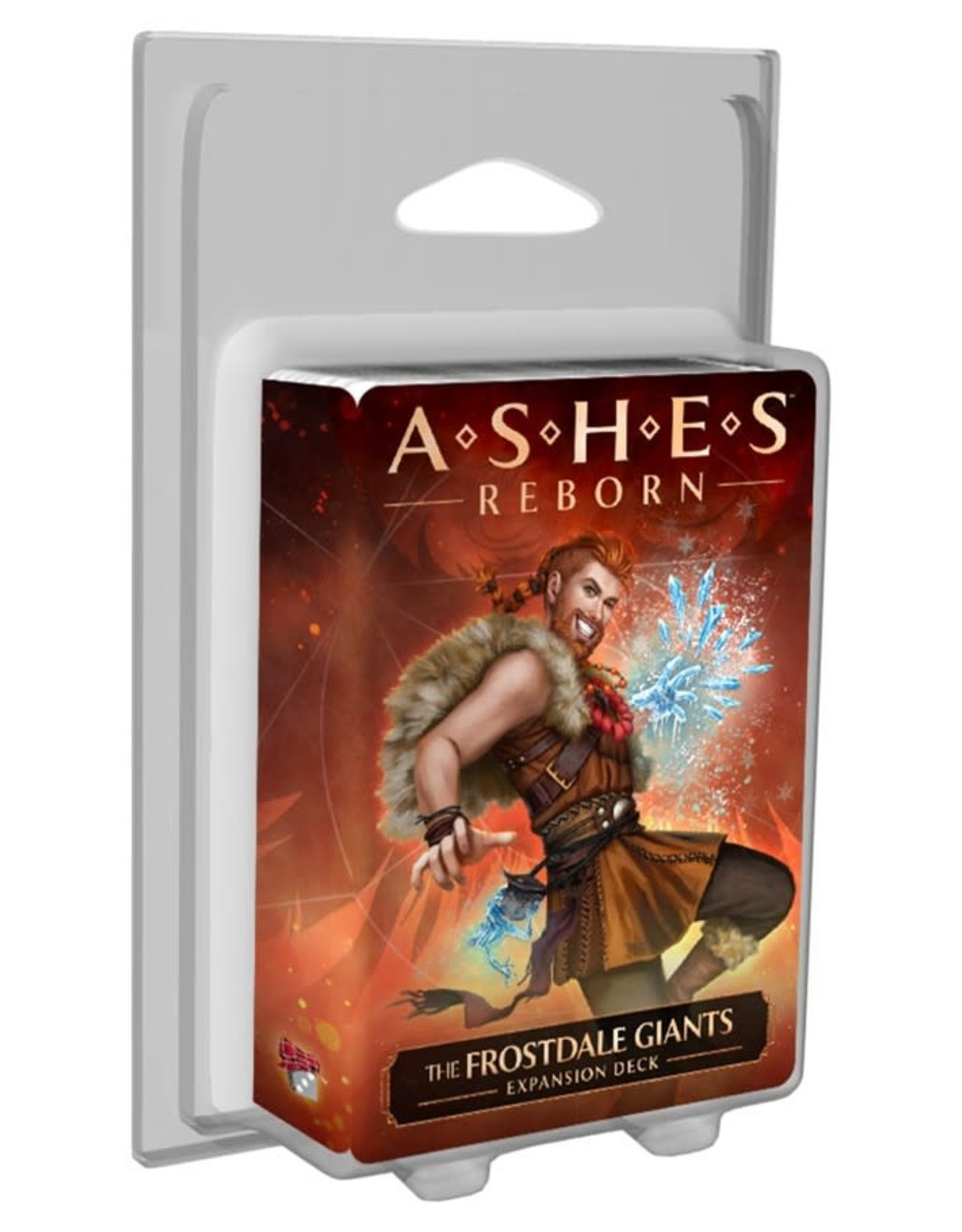 Plaid Hat Games Ashes Reborn: The Frostdale Giants Expansion Deck
