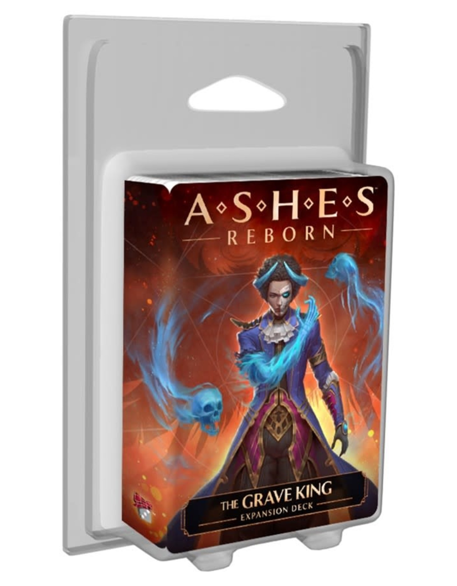 Plaid Hat Games Ashes Reborn: The Grave King Expansion Deck