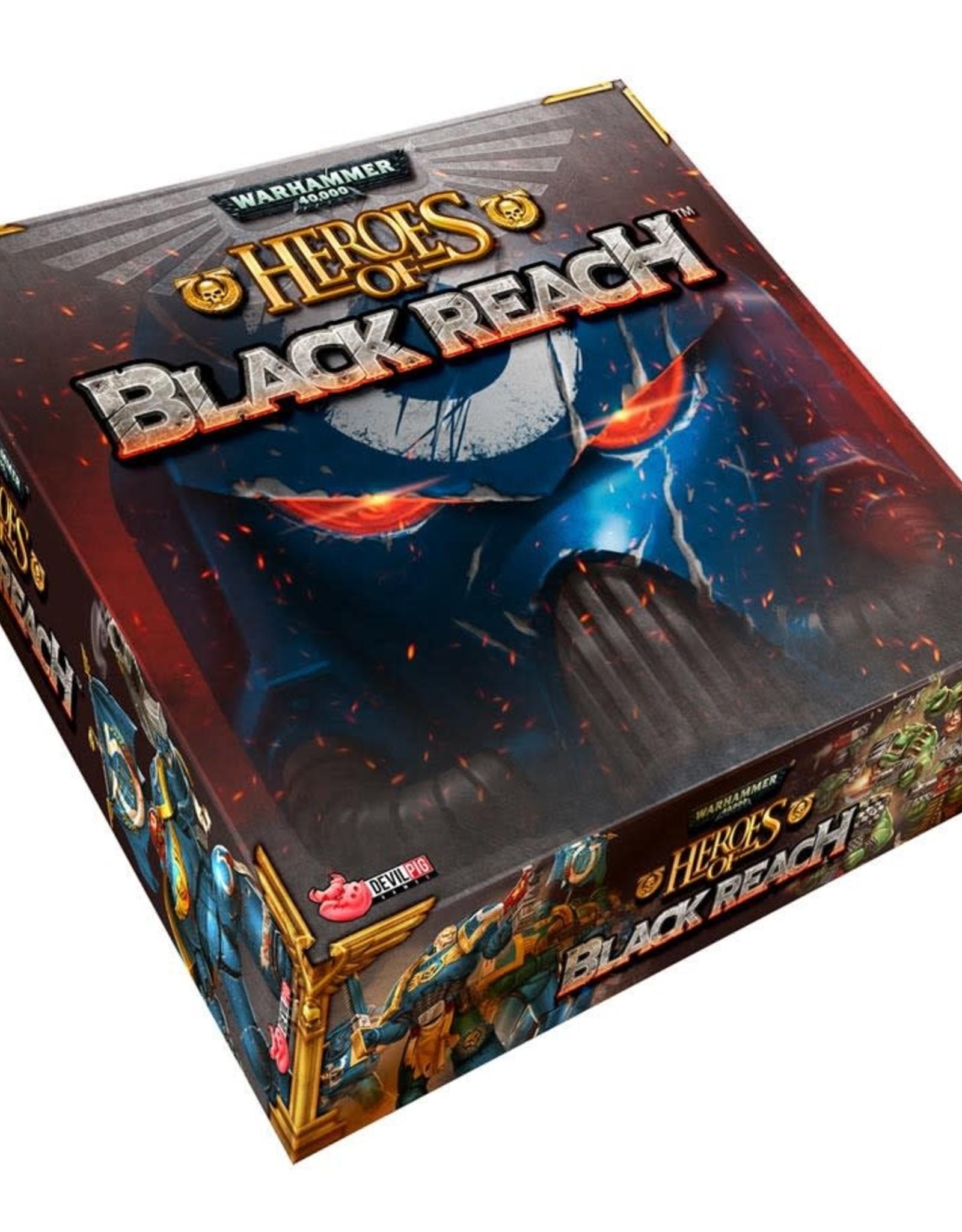 Asmodee Heroes of Black Reach
