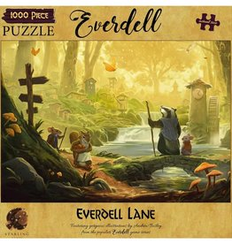 Starling Games Puzzle: Everdell: Everdell Lane 1000pc