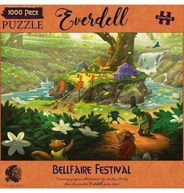 Starling Games Puzzle: Everdell: Bellfaire Festival1000pc