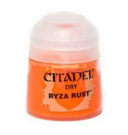 Citadel Paint Dry: Ryza Rust