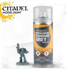 Citadel Paint Spray: Mechanicus Standard Grey