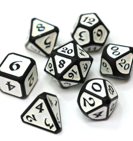 Die Hard Dice Metal Dice 7 Set Mythica Dreamscape Frostfell