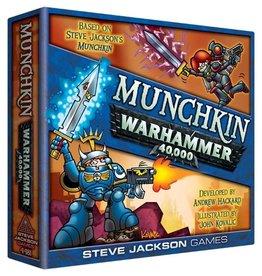 Steve Jackson Games Munchkin Warhammer 40K