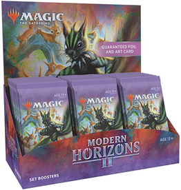 Wizards of the Coast Modern Horizons 2 Set Booster Box + Buy a Box Promo [Preorder]
