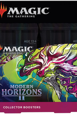 Wizards of the Coast Modern Horizons 2 Collector Booster Box + Buy a Box Promo