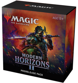 Wizards of the Coast Modern Horizons 2 Prerelease Kit - At Home & Webcam [Preorder]