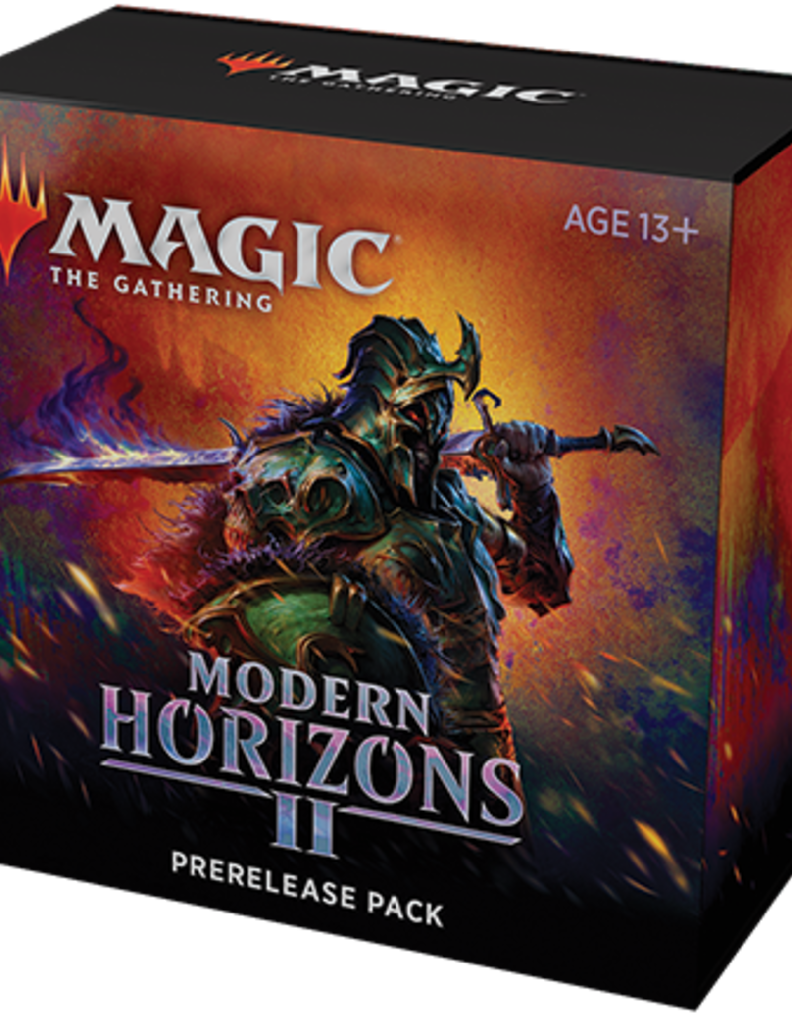 Wizards of the Coast Modern Horizons 2 Prerelease Kit WITH 2 BOOSTERS - At Home & Webcam [Preorder]