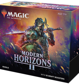 Wizards of the Coast Modern Horizons 2 Bundle [Preorder] not a prerelease item