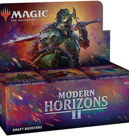 Wizards of the Coast Modern Horizons 2 Draft Booster Box [Preorder] Not a prerelease item