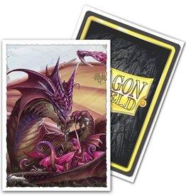 Arcane Tinmen Dragon Shield Art Matte:  Mother's Day Dragon (100)