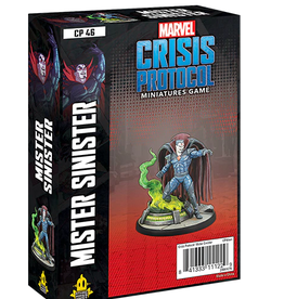 Atomic Mass Games Marvel Crisis Protocol: Mr. Sinister Character Pack