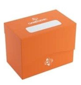 Gamegenic Side Holder Deck Box 80+ Orange