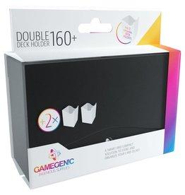 Gamegenic Double Deck Holder 160+ Black