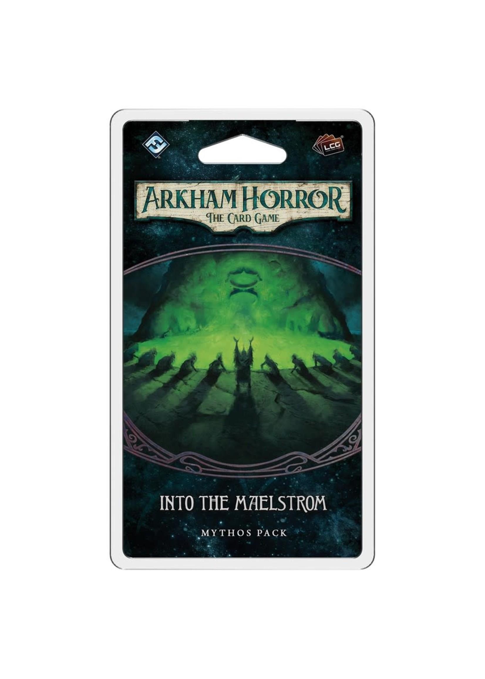 Fantasy Flight Games AH LCG: Into the Maelstrom Mythos Pack