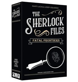 Indie Boards and Cards Sherlock Files: Fatal Frontiers V4