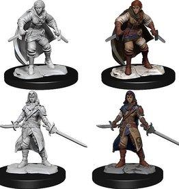 WizKids D&D Nolzur Half-Elf Rogue She/Her/They/Them) W14