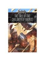 Osprey Games Jackals RPG: Fall of the Children of Bronze
