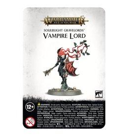 Games Workshop Soulblight Gravelords: Vampire Lord