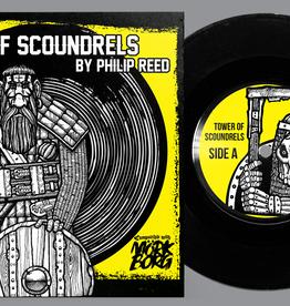 Mork Borg: Tower of Scoundrels Vinyl RPG Album and Adventure