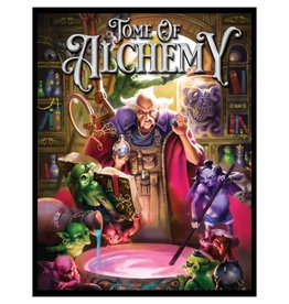 Frog God Games D&D 5E: Tome of Alchemy