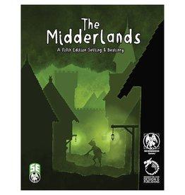 Frog God Games D&D 5E: The Midderlands