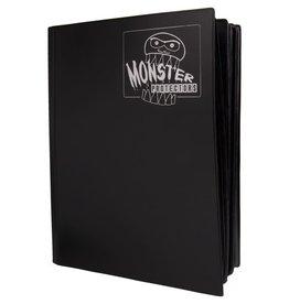 Monster Mega Monster Binder: 9 pocket: Matte Black