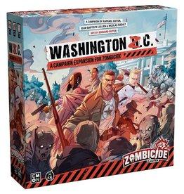 CMON Zombicide 2nd Edition: Washington Z.C.