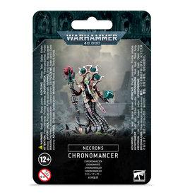 Games Workshop Necrons: Chronomancer