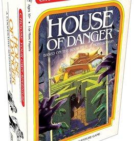 RENTAL - House of Danger 1lb 12.2oz (B)