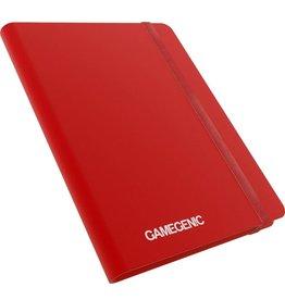 Gamegenic Binder: Casual Album 18-Pocket: Red