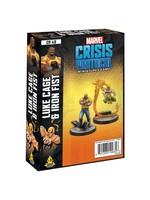 Atomic Mass Games Marvel Crisis Protocol: Luke Cage & Iron Fist Pack
