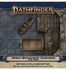 PAIZO Pathfinder: Flip-Tiles: Urban Waterfront Expansion