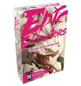 Steamforged Games Epic Encounters: Temple of the Snake God [preorder]