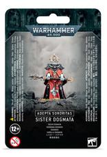 Games Workshop Adepta Sororitas: Sister Dogmata