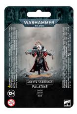 Games Workshop Adepta Sororitas: Palatine