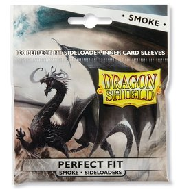 Arcane Tinmen Dragon Shield Sideload Perfect Fit Smoke (100)