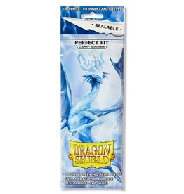 Arcane Tinmen Dragon Shield Sealable Perfect Fit Clear (100)