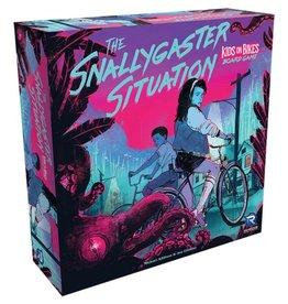 Renegade Game Studios Kids on Bike: The Snallygaster Situation
