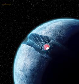 Asmodee Star War X-Wing & Armada: Starkiller Base Game Mat