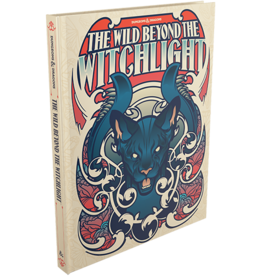 Wizards of the Coast D&D 5th: The Wild Beyond the Witchlight - A Feywild Adventure (Alt Cover) [preorder]