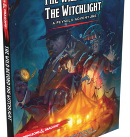 Wizards of the Coast D&D 5th: The Wild Beyond the Witchlight - A Feywild Adventure [preorder]