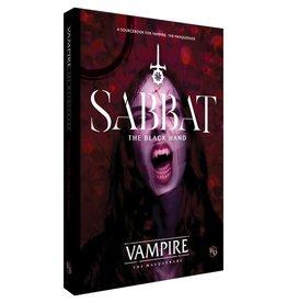 Renegade Game Studios Vampire The Masquerade: Sabbat [preorder]