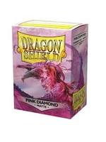 Arcane Tinmen Dragon Shield Matte Pink Diamond (100)