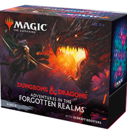 Wizards of the Coast Adventures in the Forgotten Realms Bundle [Late, Monday delivery for full order, Preorder]