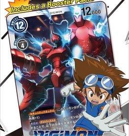BANDAI Digimon TCG: Starter Deck - Machine Black